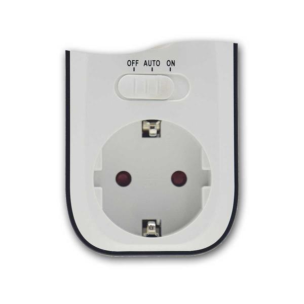 Schutzkontaktsteckdose mit Kindersicherung, für 230V Geräte
