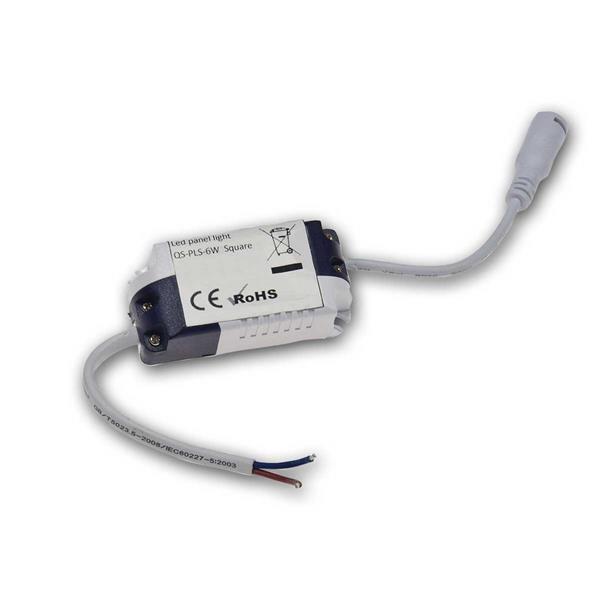 LED-Treiber für 6W-Lichtpanel