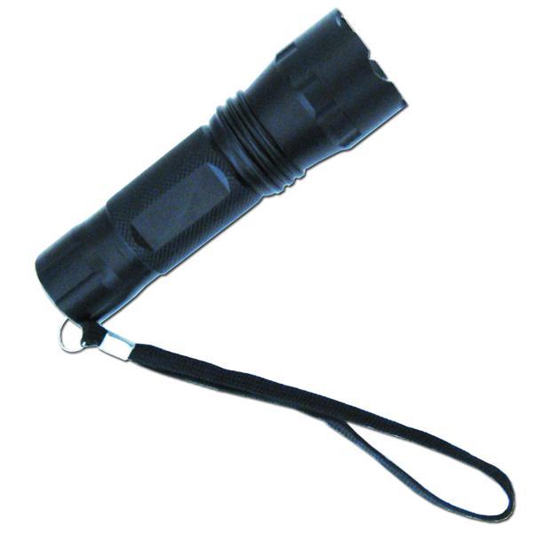 Spritzwassergeschützte Highpower-Taschenlampe