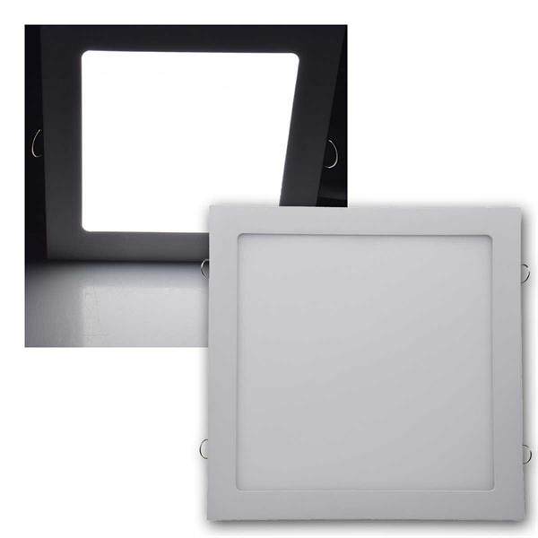 LED Licht-Panel QCP-30Q 30x30cm 24W 1720lm dayligh