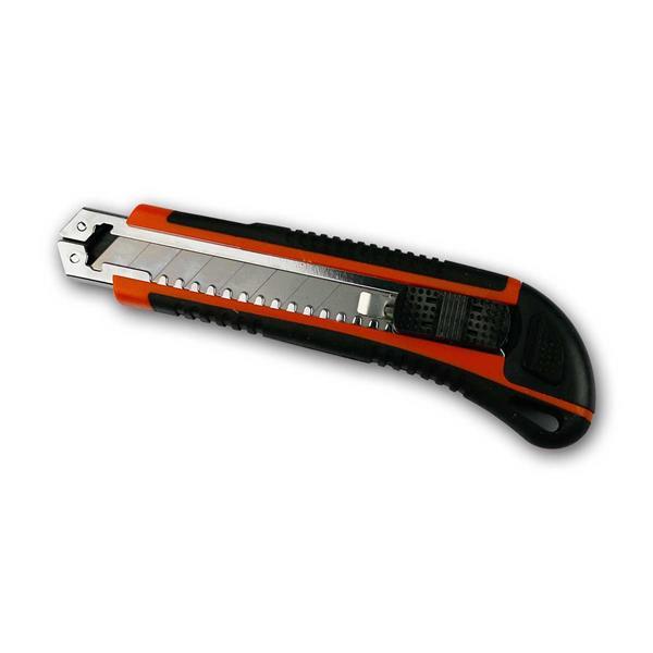 Abbrechmesser mit 18mm-Klinge + 2 Klingen
