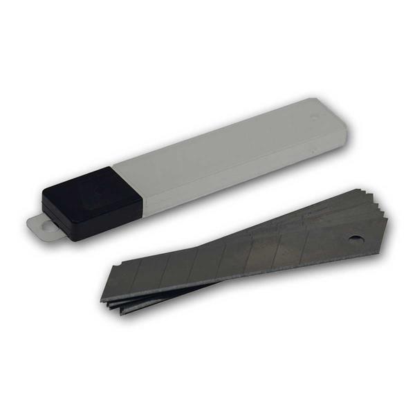 10er Pack Ersatzklingen für Abbrechmesser 18mm