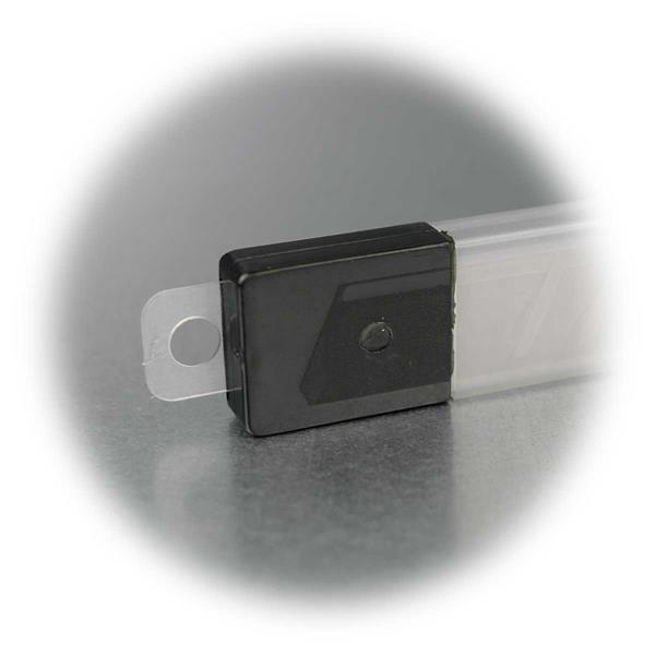Aufbewahrungsbox für 18mm Ersatzklingen mit Aufhängung