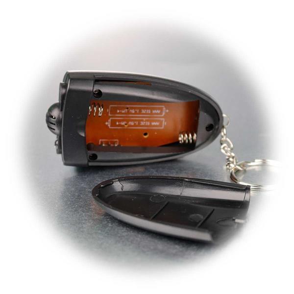 batteriebetriebenes Messgerät für die Blutalkoholkonzentration