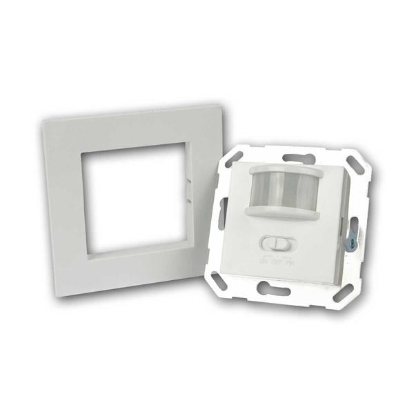Bewegungsmelder lässt das Licht automatisch ein- und ausschalten