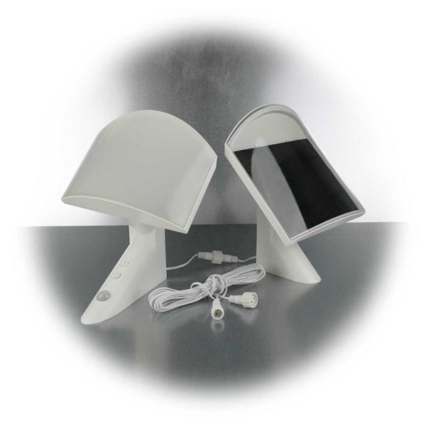 LED Leuchte kann zusammen oder getrennt montiert werden