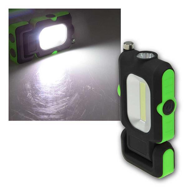 LED Arbeitsleuchte CAL-COB Flexi, 3W 220lm