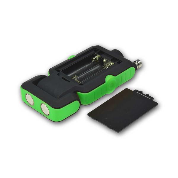 LED Batterieleuchte für 3 AAA Batterien, nicht im Lieferumfang