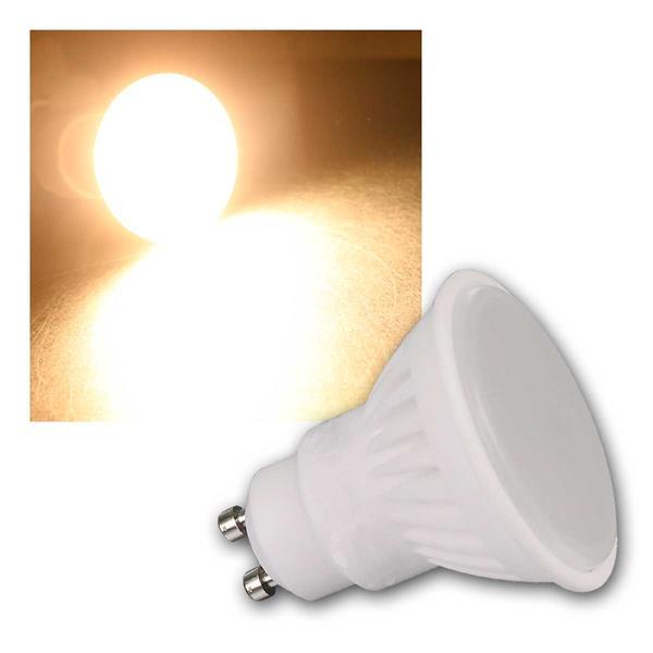 GU10 LED Strahler H90 9W, 870lm warmweiß, 230V