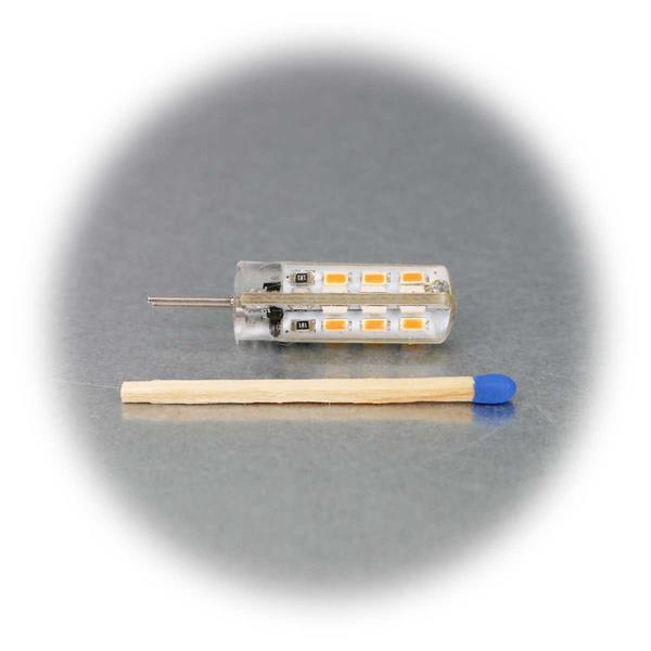 LED G4 12V Birne mit superhellen LEDs als Ersatz für Halogenlampen
