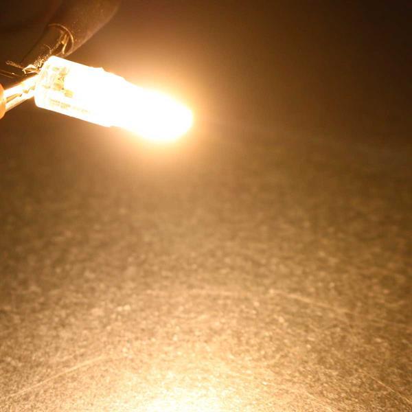G4 Energiespar Leuchtmittel mit genialem Abstrahlwinkel