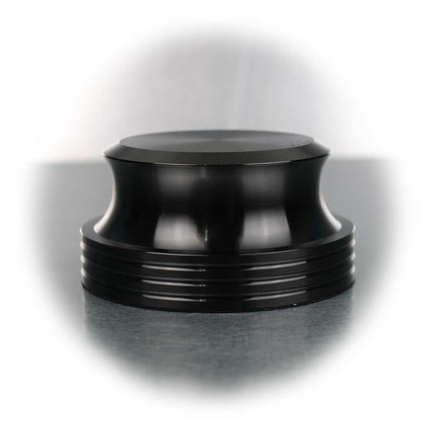 Schwarzes Aluminium-Plattengewicht