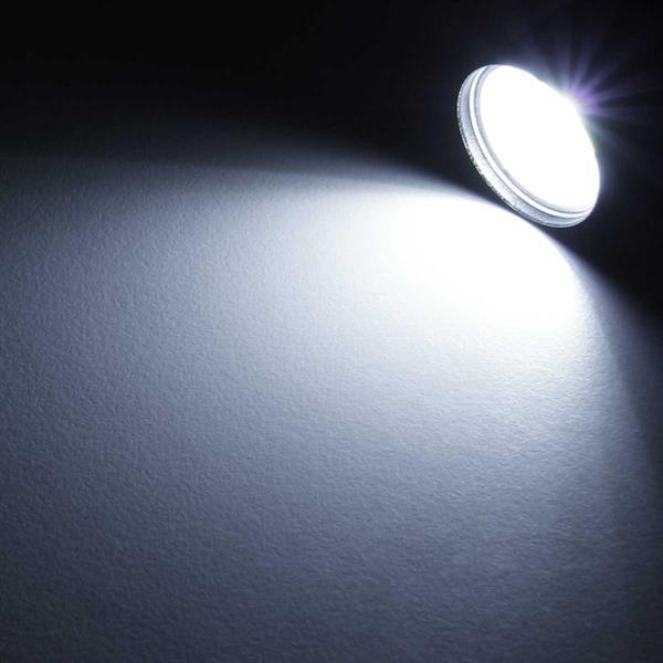 Neutralweiß-leuchtende Taschenlampe mit COB LED