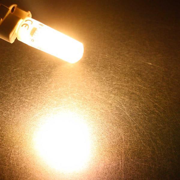 G9 Energiespar Leuchtmittel mit genialem Abstrahlwinkel