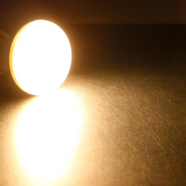 LED Leuchtmittel mit großem 160° Abstrahlwinkel und starken 510lm