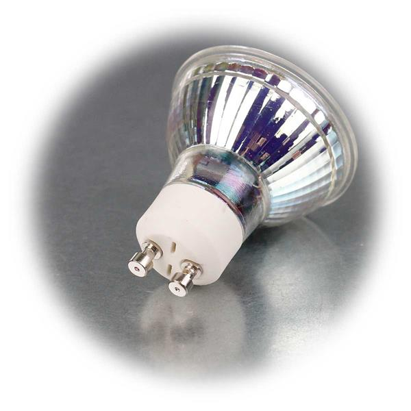 LED Energiesparlampe für 230V mit Sockel GU10 und nur 7W Verbrauch