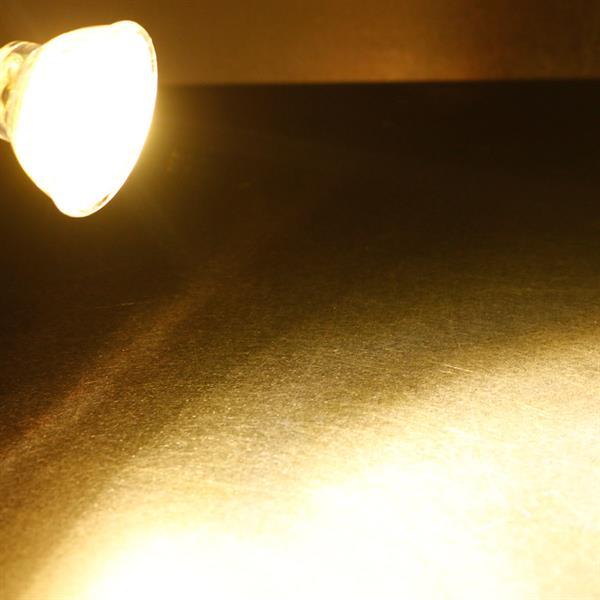 MR16 LED Spot mit 250lm Lichtstrom idealer Ersatz für Halogenlampen