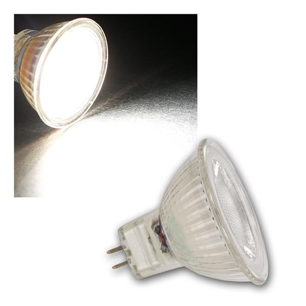 MR16 LED Strahler MCOB, 3W 250lm neutralweiß 36°
