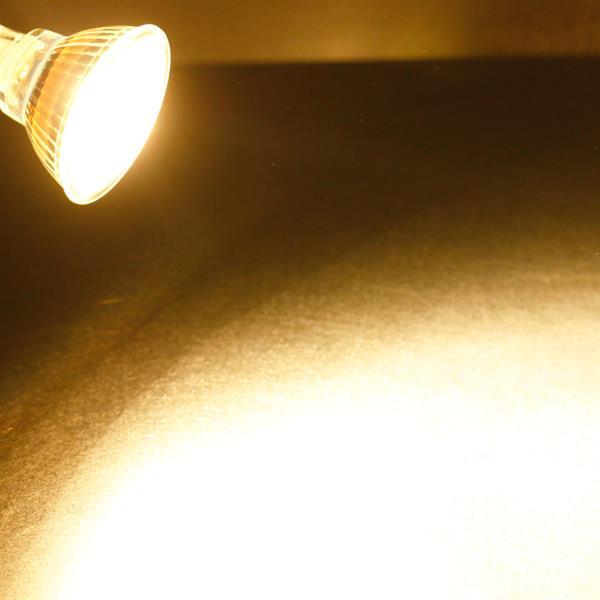 MR16 LED Spot mit 400lm Lichtstrom idealer Ersatz für Halogenlampen