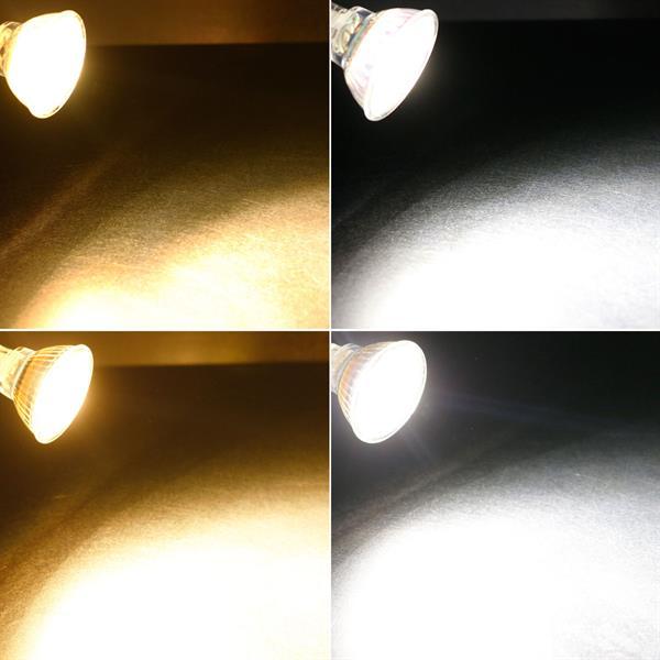 MR16 LED Spot mit 250 oder 400lm Lichtstrom, Ersatz für Halogenlampen