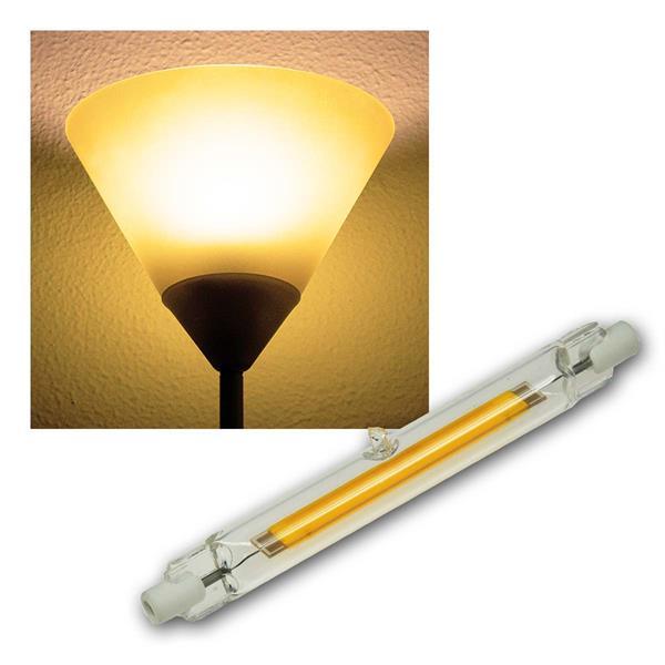 R7s Leuchtstab RS118 COB8 118mm warmweiß 930lm