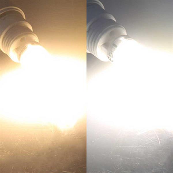Dimmbare G9 Stiftsockel-Birne in 2 Leuchtfarben