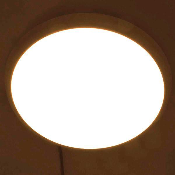 LED Deckenleuchte mit Hochfrequenz-Melder