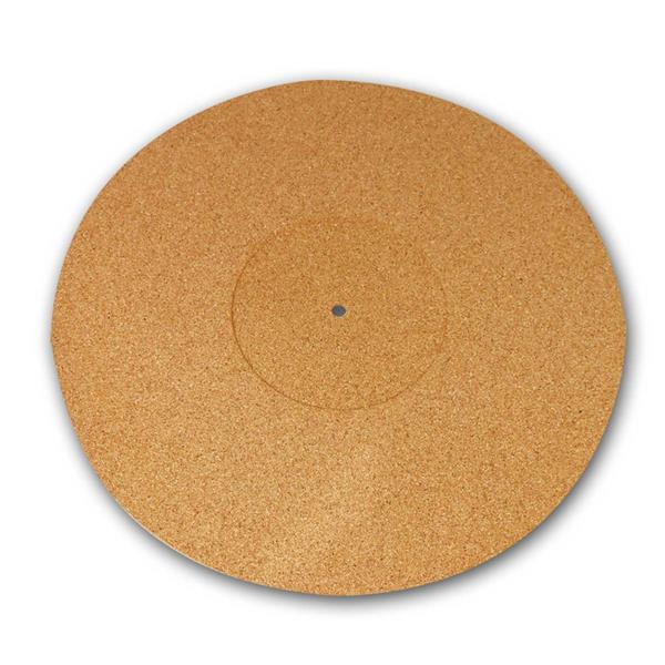 Plattentellerauflage PM3 aus Kork, antistatisch