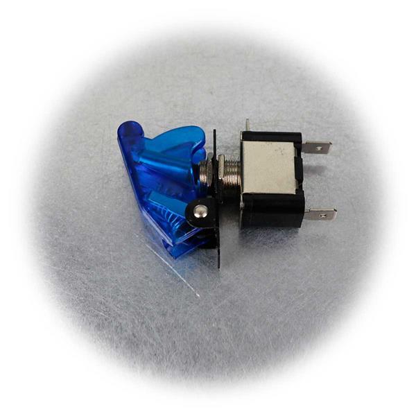 Not-Aus-Schalter mit Kontrollleuchte für 12V-Stromquellen