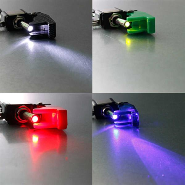 12V-Kill-Switch Schalter mit farbiger Kontroll-LED