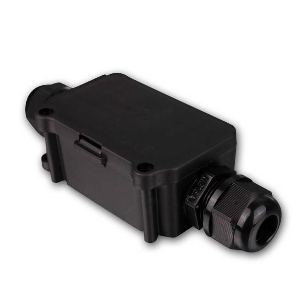 Kabelverbinder-Box, wasserdicht IP66, für 2 Kabel