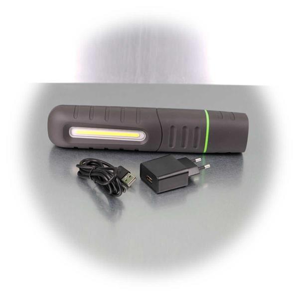 LED-Arbeitsleuchte mit Ladekabel