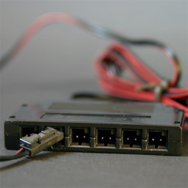 einfache Steckverbindungen durch Mini-Steckverbinder