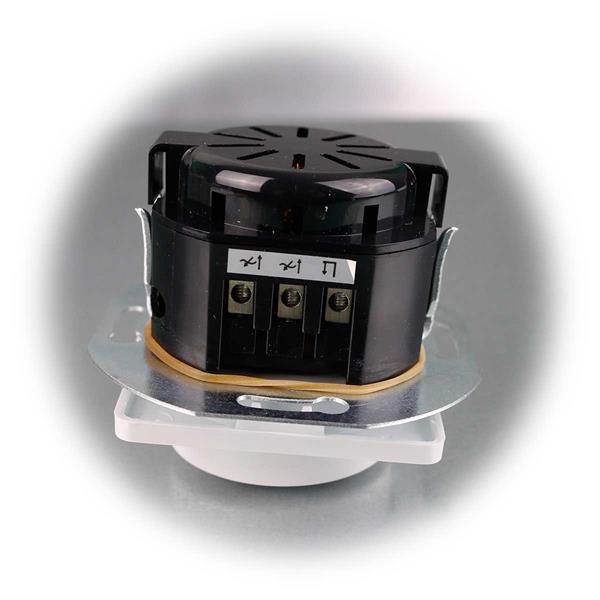 MILOS Dimmer mit Rahmen für LED Lampen