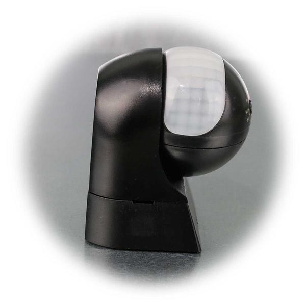 LED-geeigneter Bewegungsmelder mit nur 1W Mindestlast