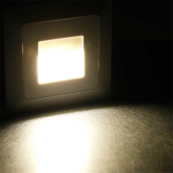 LED Einbauleuchte COB passend zum MILOS-Schalterprogramm