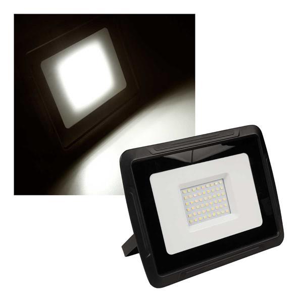 LED Fluter Super-Slim 10W 800Lm neutralweiß IP44