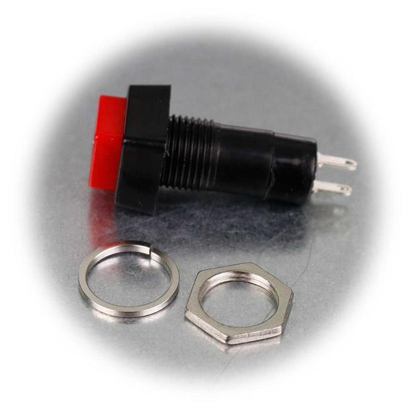 Anschlussbelegung für 1-poligen Taster