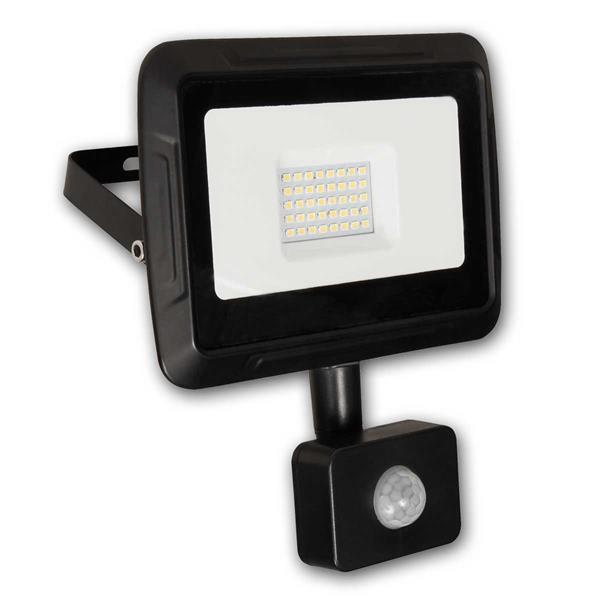 verschiedene Einstellungen möglich, LED Fluter, IP44