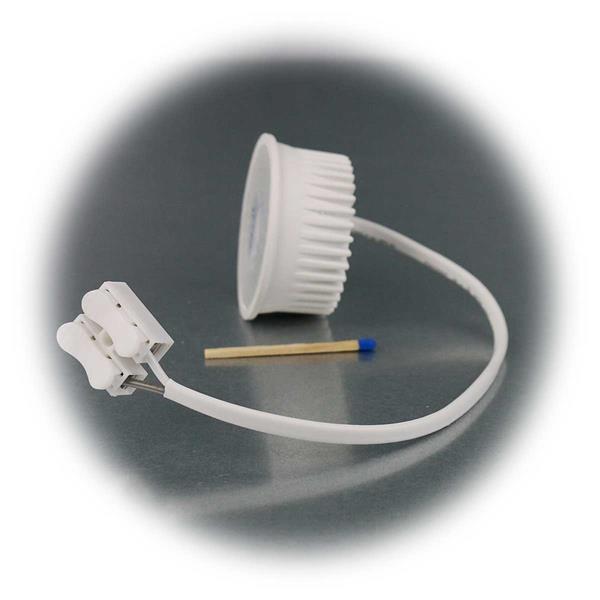 Superflacher LED-Leuchteinsatz für Einbaurahmen