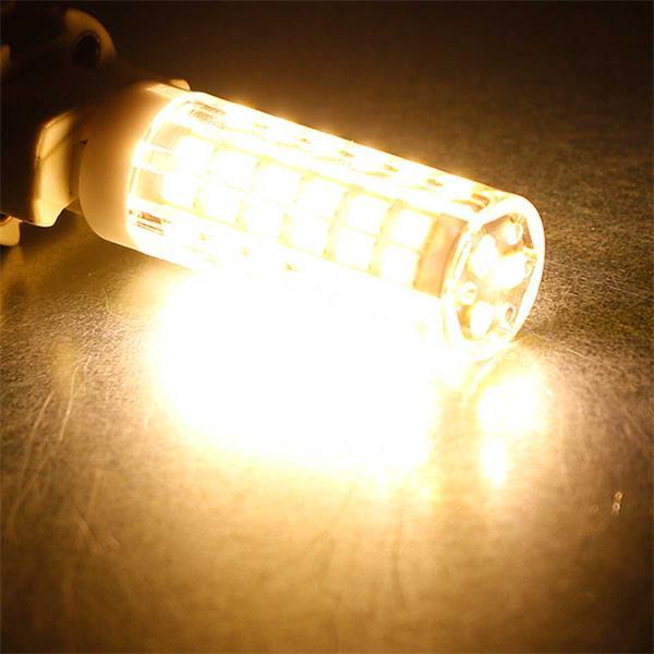 G9 LED-Stiftsockel  mit 5W warmweiß-leuchtenden LEDs