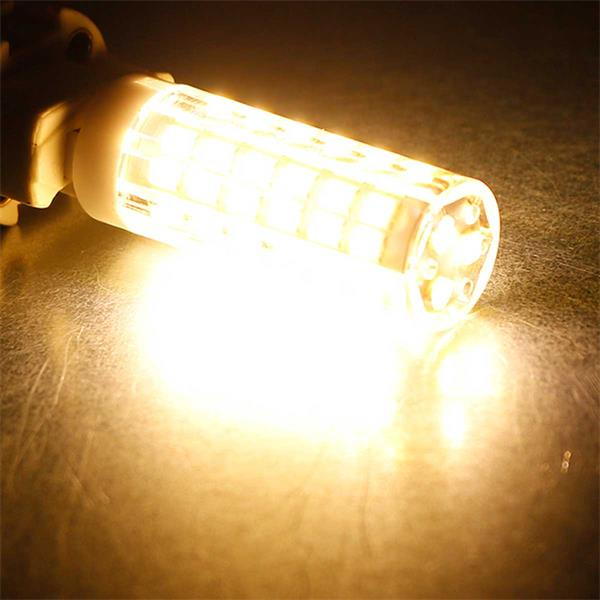 6W Stiftsockellampe mit warmweiß-leuchtenden SMD LEDs