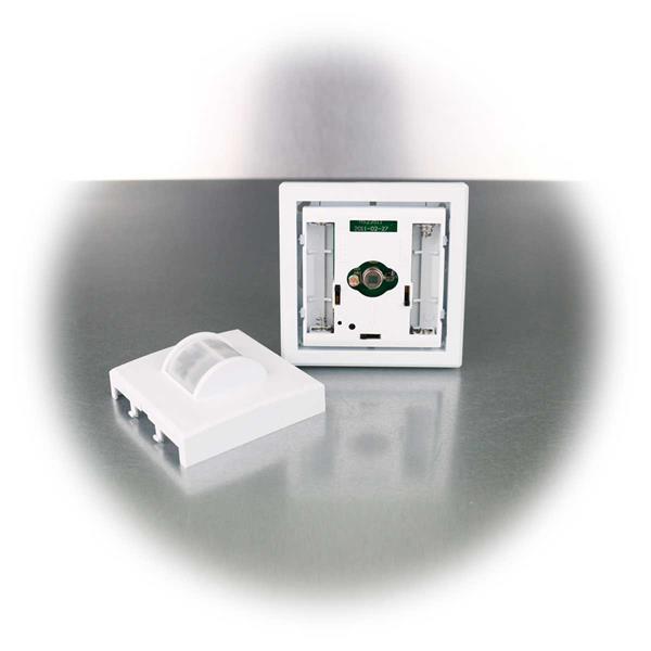 batteriebetriebener Bewegungsmelder, 2 AAA Batterien notwendig