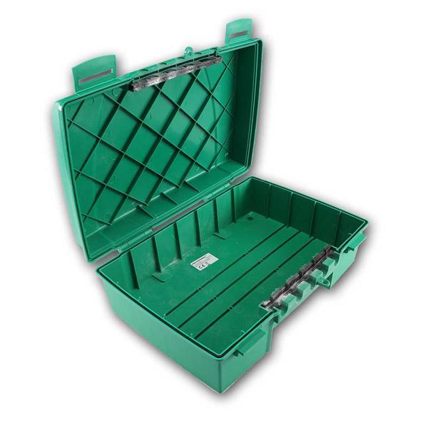 Schutz vor Staub und Spritzwasser. IP55, Kabelbox,