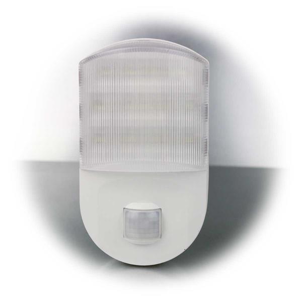 LED Notlicht mit Bewegungsmelder, Erfassungswinkel von 120°