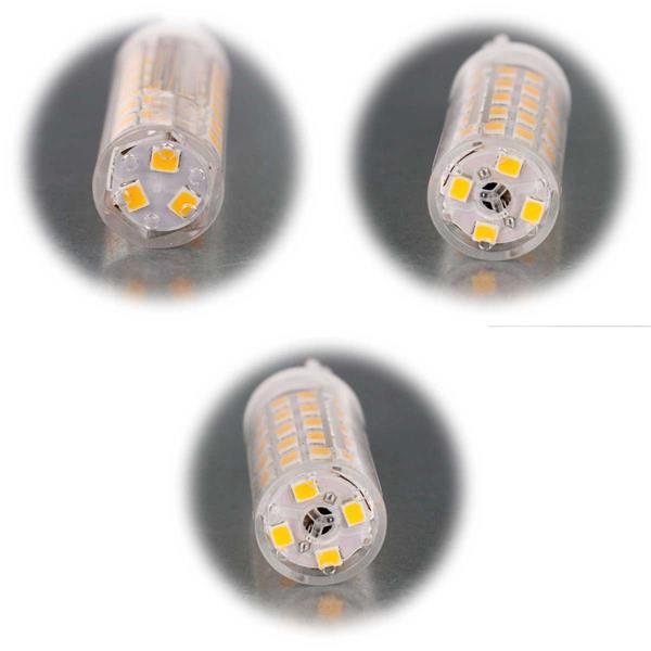 LED-Lampe mit G9 Stiftsockel in 6 Ausführungen