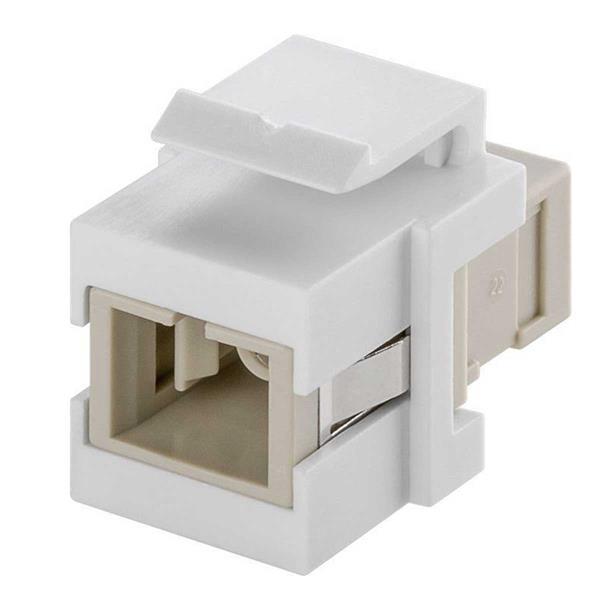 Keystone Modul Lichtwellenleiter, 2x SC-Simplex Bu