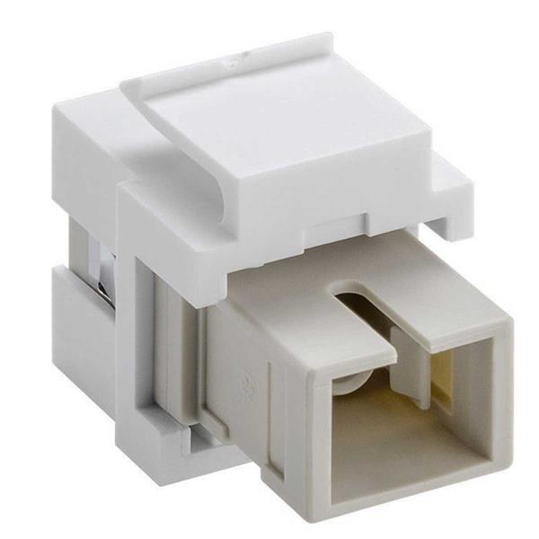 Keystone Modul Lichtwellenleiter, 2x SC-Simplex Buchse