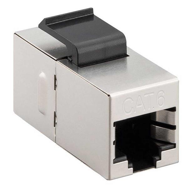 Keystone Modul CAT 6, STP, Slim Ausführung