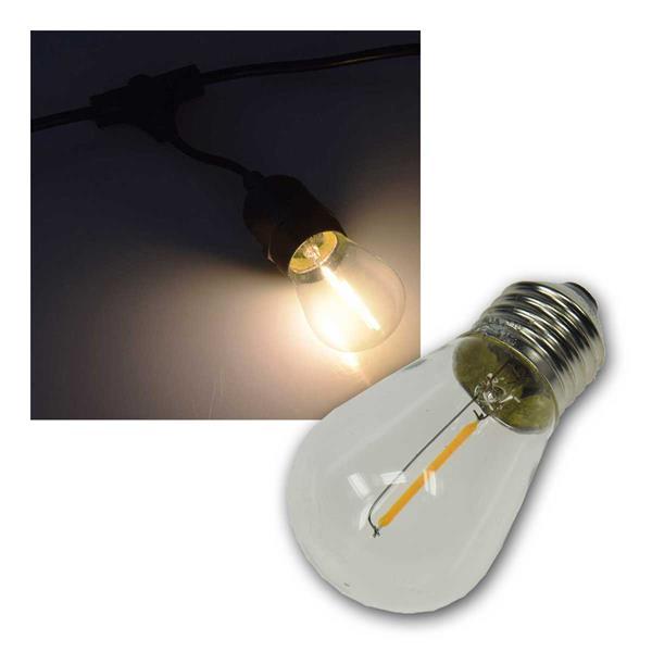 """Ersatz-Lampe Filament E27 12V / 0,8W für """"CT-BGL"""""""